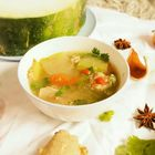 养生冬瓜排骨汤