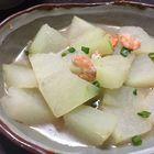 上汤海米冬瓜