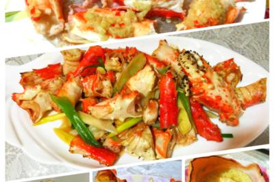 春节必备年夜菜:帝王蟹(含拆蟹方法)