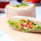 快手早餐:金枪鱼三明治