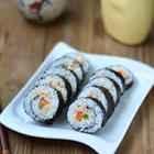 金枪鱼手卷寿司