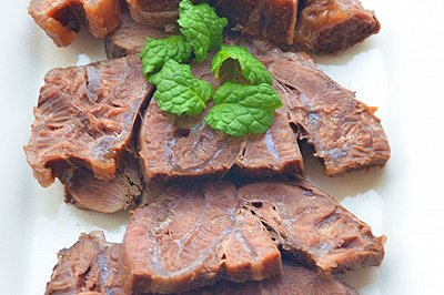 茶香卤牛肉(电饭煲版)