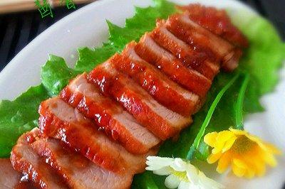 酱香叉烧肉