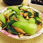 香菇油菜(快手版)