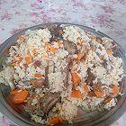 新疆正宗羊肉抓饭