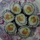 火腿青瓜寿司