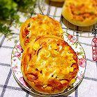 番茄火腿面包