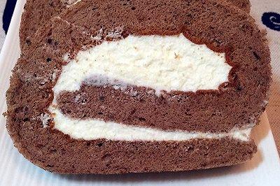 巧克力蛋糕卷