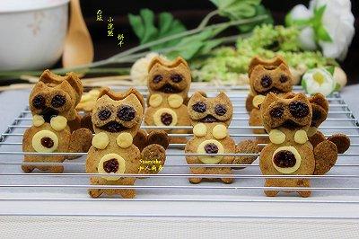 小浣熊饼干