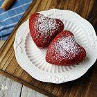 红丝绒小蛋糕