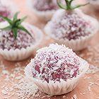 椰香紫薯糯米糍
