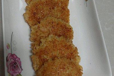 大米饼烧烤味