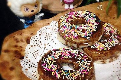 电饼铛做甜甜圈