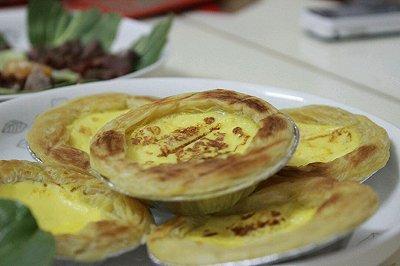 蛋挞(电饼铛)