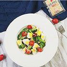 橄榄油鸡蛋沙拉