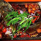 私房茄汁香辣烤鱼