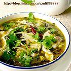 山寨版酸菜鱼
