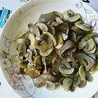 蘑菇炒猪腰
