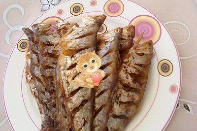 烤箱版焦香烤鱼