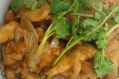 锅包肉(鸡肉版)