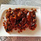 红烧猪蹄黄豆
