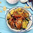 萝卜花生猪蹄煲