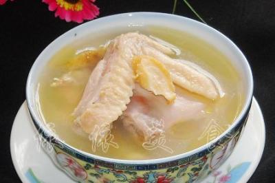 花旗参清鸡汤