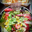 必胜客玉米蔬菜沙拉