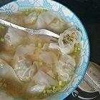 鲜虾大肉小混沌(宝宝菜谱)