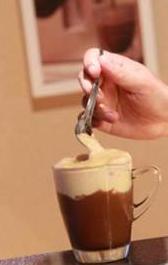 焦糖巧克力
