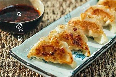 电饭煲煎饺