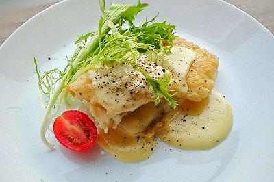 情人节菜谱法式香煎龙利鱼