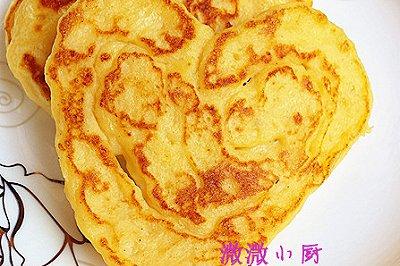 韩式土豆煎饼