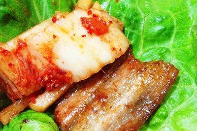 简易煎肉(改良版韩国烤肉)