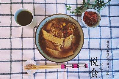韩国泡菜拉面