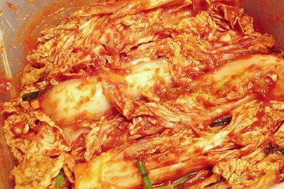 韩式果味泡菜
