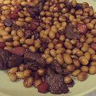 肉末黄豆芽