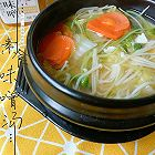 简约低卡素食味噌汤