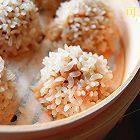 糯米虾肉珍珠丸子