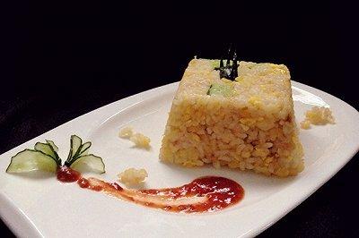 日本白酱油炒饭