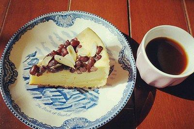 酸奶蜜豆蛋糕(电饭锅版)