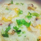 鲜虾海鲜粥