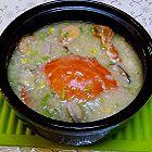 海鲜排骨砂锅粥