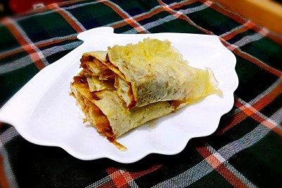 杂粮煎饼果子乌江榨菜