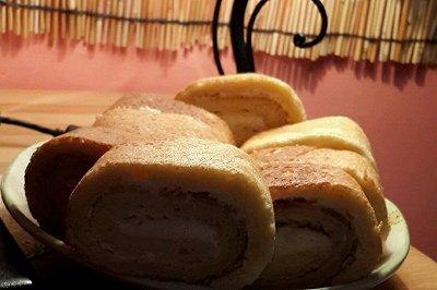 电饼铛蛋糕卷
