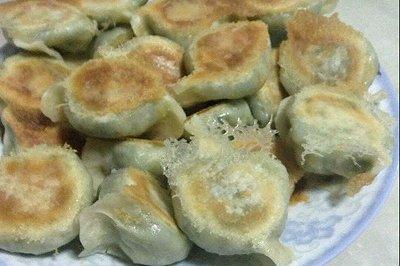 冰花煎饺 电饼铛版