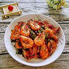 椒盐虾(串串虾)