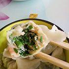 虾仁猪肉韭菜馄饨