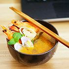 冬阴功海鲜汤