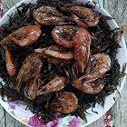 茶叶基围虾